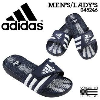 [9000雙愛迪達adidas涼鞋放映裝置涼鞋SANTIOSSAGE 045246深藍人分歧D的]