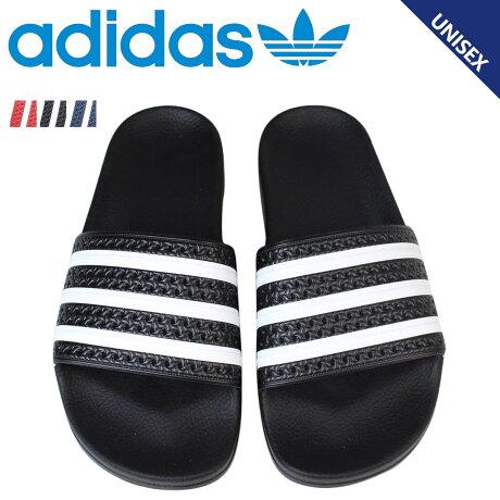 アディダス アディレッタ adidas Originals シャワー サンダル ADILETTE メンズ レディース 288193 280647 288022 靴 オリジナルス [2/6 追加入荷]