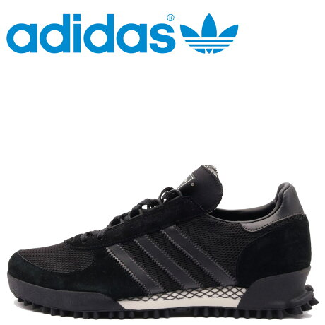 adidas Originals マラソン アディダス スニーカー MARATHON TR メンズ BB6804 ブラック オリジナルス [予約商品 3/20頃入荷予定 新入荷]