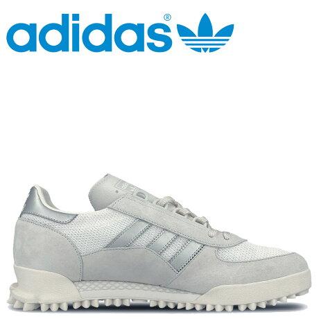 adidas Originals マラソン アディダス スニーカー MARATHON TR メンズ BB6805 ホワイト オリジナルス [予約商品 3/20頃入荷予定 新入荷]