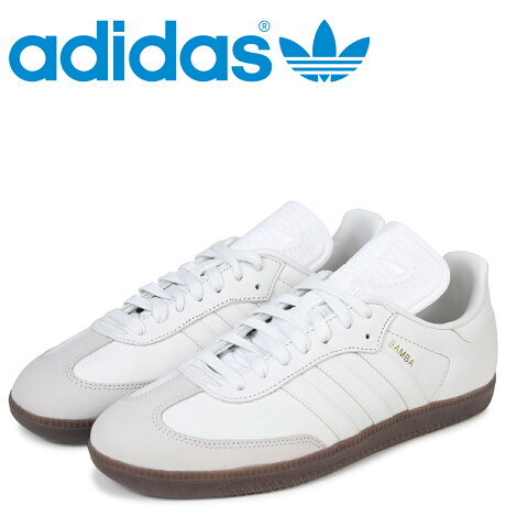 adidas Originals サンバ アディダス スニーカー SAMBA CLASSIC OG メンズ BZ0226 ホワイト オリジナルス [予約商品 3/20頃入荷予定 新入荷]