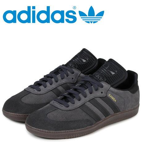 adidas Originals サンバ アディダス スニーカー SAMBA CLASSIC OG メンズ BZ0227 ブラック オリジナルス [予約商品 3/20頃入荷予定 新入荷]