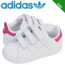 adidas Originals スタンスミス ベルクロ キ...