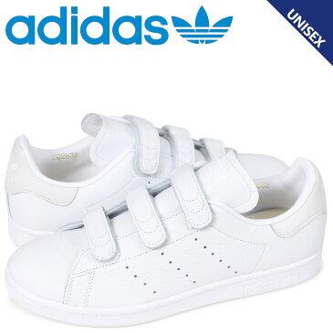 adidas Originals スタンスミス ベルクロ アディダス スニーカー STAN SMITH CF メンズ レディース CQ2632 ホワイト オリジナルス