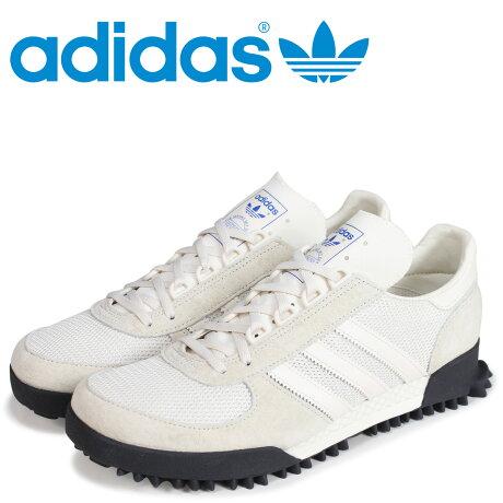 アディダス オリジナルス マラソン adidas originals スニーカー MARATHON TR メンズ AQ1004 オフホワイト [7/7 新入荷]