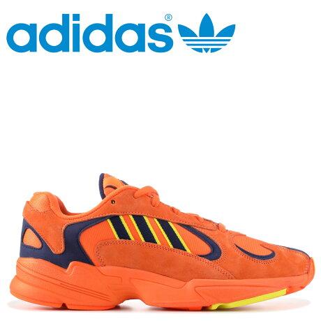 アディダス オリジナルス YUNG-1 adidas originals スニーカー ヤング 1 メンズ B37613 オレンジ [予約商品 7/7頃入荷予定 新入荷]