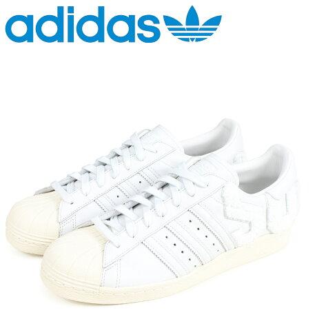 アディダス オリジナルス スーパースター 80s adidas Originals スニーカー SUPERSTAR メンズ B37995 ホワイト [予約商品 9/13頃入荷予定 新入荷]