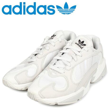 アディダス オリジナルス adidas Originals ヤング 1 スニーカー メンズ YUNG-1 ホワイト 白 EE5319 [予約商品 10/11頃入荷予定 新入荷]