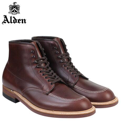 ALDEN オールデン インディー ブーツ メンズ ORIGINAL WORK INDY BOOTS Dワイズ 403 [予約商品 9/14頃入荷予定 再入荷]
