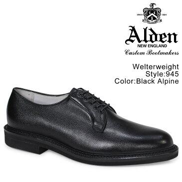 オールデン ALDEN シューズ WELTERWEIGHT Dワイズ 945 メンズ