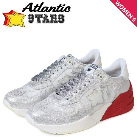 アトランティックスターズ レディース スニーカー Atlantic STARS ビーナス VENUS AC-SN01 シルバー [予約商品 5/18頃入荷予定 新入荷]
