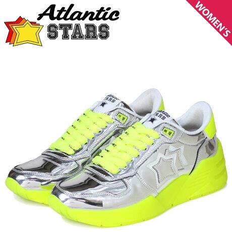 アトランティックスターズ レディース スニーカー Atlantic STARS ビーナス VENUS BA-SN03 シルバー [5/23 新入荷]