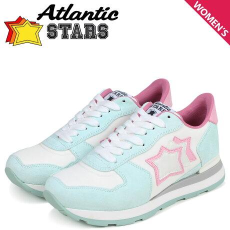 Atlantic STARS アトランティックスターズ レディース スニーカー ベガ VEGA BMR28B ライトブルー [3/15 新入荷]