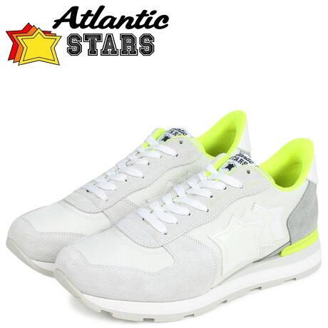 アトランティックスターズ メンズ スニーカー Atlantic STARS アンタレス ANTARES CBG-86GF グレー [予約商品 5/23頃入荷予定 追加入荷]