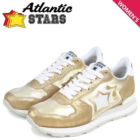 Atlantic STARS アトランティックスターズ レディース スニーカー ベガ VEGA COO-86B ゴールド [3/14 新入荷]