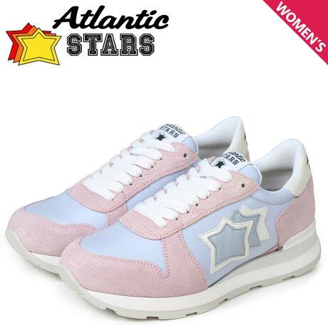 アトランティックスターズ レディース スニーカー Atlantic STARS ジェマ GEMMA CPL-86B ピンク [5/23 新入荷]