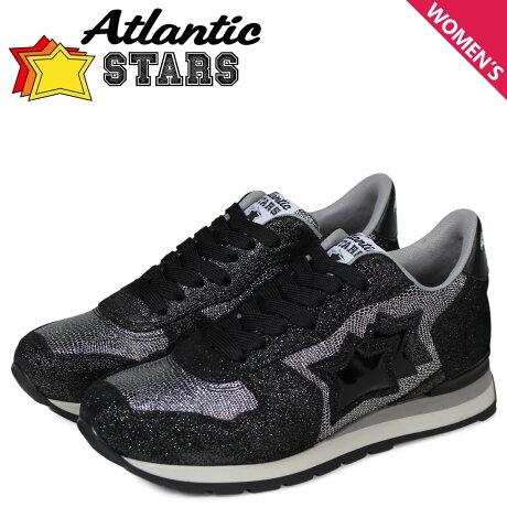 アトランティックスターズ レディース スニーカー Atlantic STARS ベガ VEGA GNVA-81N ブラック [5/12 新入荷]
