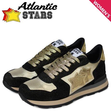 アトランティックスターズ レディース スニーカー Atlantic STARS ベガ VEGA GO-79N ゴールド [5/12 新入荷]