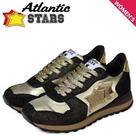 アトランティックスターズ レディース スニーカー Atlantic STARS ベガ VEGA GO-NY-NNMN ゴールド [5/23 新入荷]