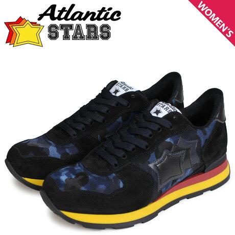 アトランティックスターズ レディース スニーカー Atlantic STARS ベガ VEGA MBN-02N カモ [予約商品 10/16頃入荷予定 新入荷]