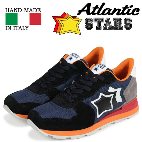 Atlantic STARS アトランティックスターズ メンズ スニーカー アンタレス ANTARES NB-85R ネイビー [3/14 新入荷]
