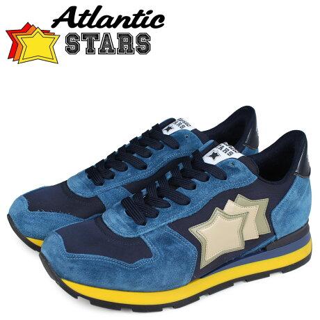 アトランティックスターズ メンズ スニーカー Atlantic STARS アンタレス ANTARES NRE-01NY ネイビー [予約商品 10/16頃入荷予定 新入荷]