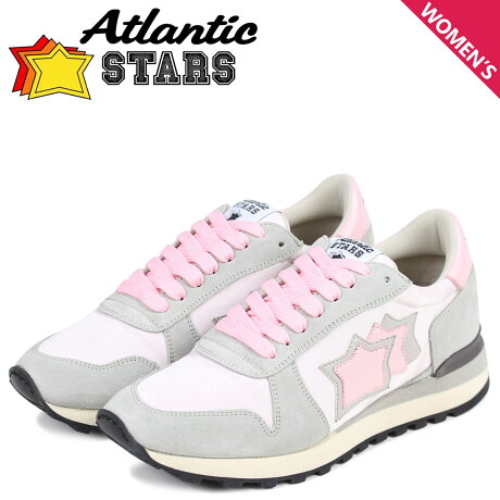 Atlantic STARS アトランティックスターズ レディース スニーカー ベガ VEGA RBNYNPGAE ピンク [3/15 新入荷]