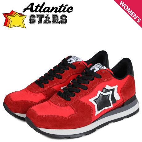 アトランティックスターズ レディース スニーカー Atlantic STARS ベガ VEGA RFN-81N レッド [予約商品 7/13頃入荷予定 新入荷]