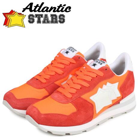 Atlantic STARS アトランティックスターズ メンズ スニーカー アンタレス ANTARES SRF-86B オレンジ [3/14 新入荷]