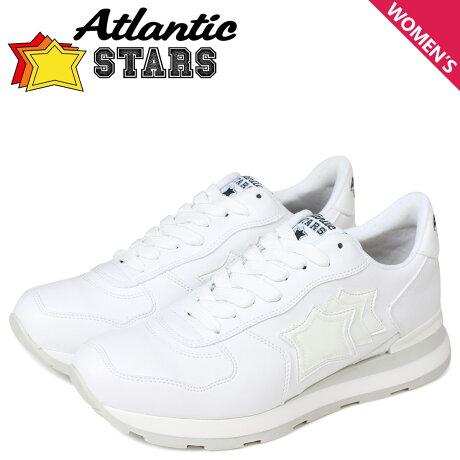 アトランティックスターズ レディース スニーカー Atlantic STARS ベガ VEGA VSR-86B ホワイト [5/23 新入荷]