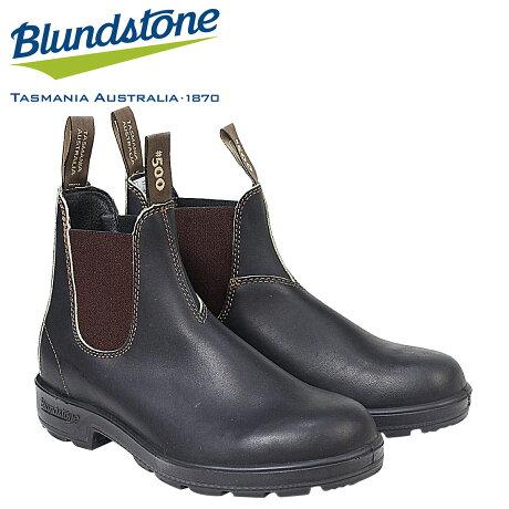 ブランドストーン Blundstone サイドゴア メンズ 500 ブーツ DRESS V CUT BOOTS ブラウン [予約商品 10/18頃入荷予定 追加入荷]