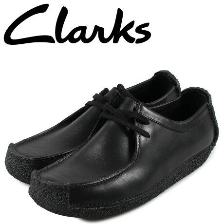 クラークス Clarks ナタリー ブーツ メンズ NATALIE ブラック 黒 26133272 [予約商品 10/11頃入荷予定 新入荷]