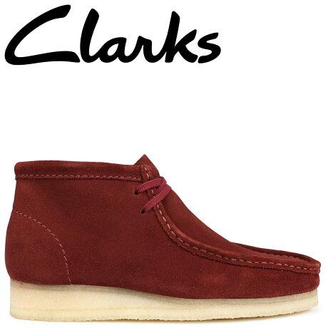 クラークス ワラビー ブーツ メンズ Clarks WALLABEE BOOT 26134755 ブラウン [予約商品 9/18頃入荷予定 新入荷]