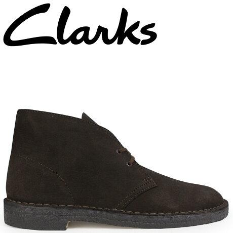クラークス デザートブーツ メンズ Clarks DESERT BOOT 26138229 ダークブラウン [予約商品 9/18頃入荷予定 新入荷]
