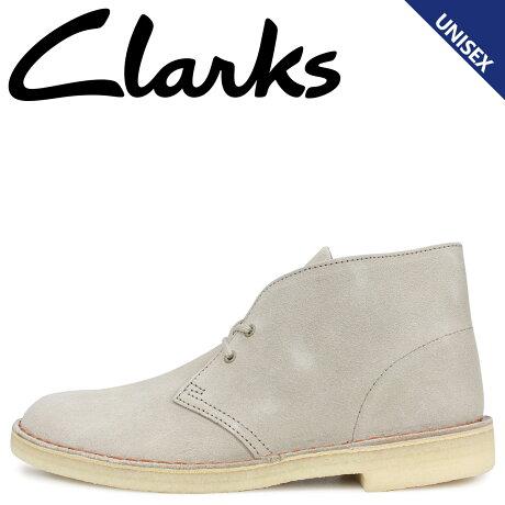 Clarks クラークス デザート ブーツ メンズ レディース DESERT BOOT スエード ベージュ 26138235