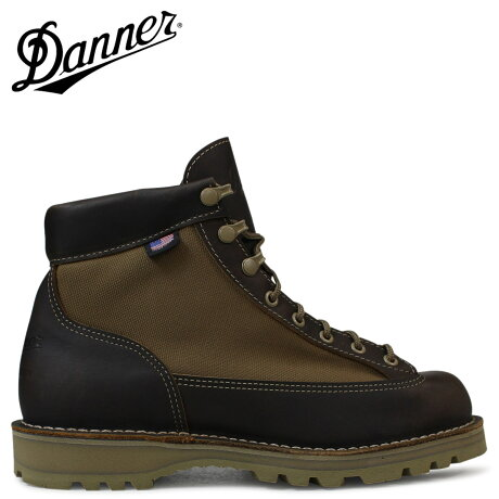 Danner ブーツ ダナー DANNER LIGHT MADE IN USA メンズ ブラウン 30458 [予約商品 5/11頃入荷予定 新入荷]