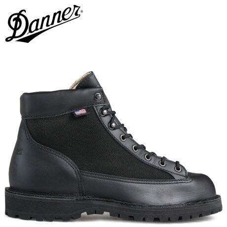 Danner ダナーライト ブーツ Danner ダナー LIGHT 30465 MADE IN USA メンズ ブラック [予約商品 5/18頃入荷予定 追加入荷]