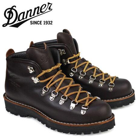 Danner マウンテンライト ブーツ ダナー MOUNTAIN LIGHT 30866 MADE IN USA メンズ ブラウン [予約商品 5/18頃入荷予定 追加入荷]