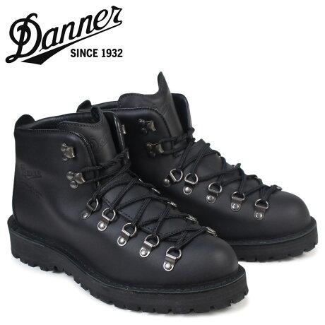 Danner マウンテンライト ブーツ ダナー MOUNTAIN LIGHT 31530 MADE IN USA メンズ ブラック [予約商品 5/18頃入荷予定 追加入荷]