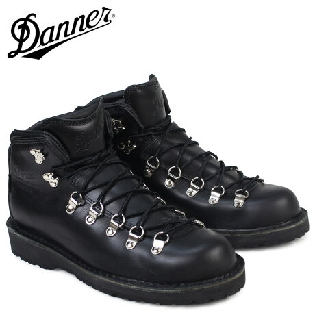 Danner ブーツ ダナー MOUNTAIN PASS 33275 MADE IN USA メンズ ブラック [予約商品 5/11頃入荷予定 追加入荷]