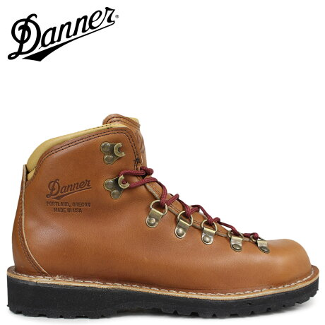 Danner ブーツ ダナー MOUNTAIN PASS 33276 MADE IN USA メンズ ブラウン [予約商品 5/11頃入荷予定 追加入荷]