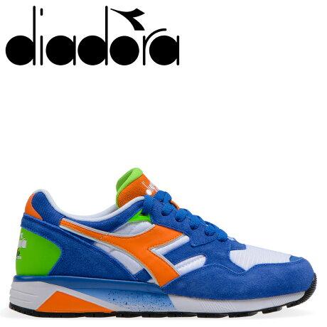 ディアドラ Diadora ニュートラ 9002 スニーカー メンズ N9002 ブルー 173073-8294 [予約商品 10/11頃入荷予定 新入荷]