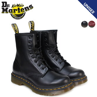 Dr. Martens Dr.Martens 1460 WOMENS 8 hole boots 11821006 11821600 MATERIAL UPDATES Leather Womens mens 8 EYE BOOTS