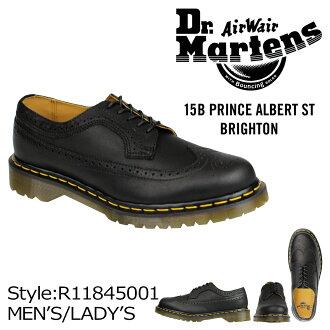 Dress shoes R11845001 SAXON 3989 men's Dr. Martens Dr.Martens 5 Hall