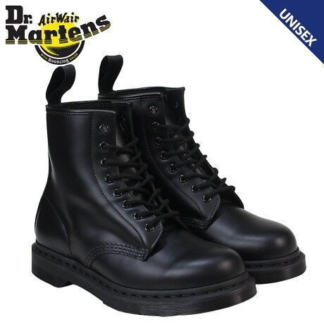 ドクターマーチン Dr.Martens 8ホール 1460 メンズ レディース ブーツ 8EYE MONO BOOT R14353001