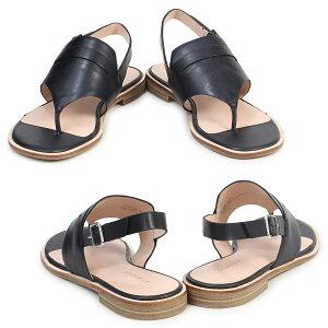 G.H.BASSサンダルレディースジーエイチバストングアンクルストラップMADDIETHONGSANDAL71-20334靴ブラック[6/22新入荷]