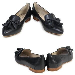 G.H.BASSローファージーエイチバスレディースパンプスタッセルKELSEYTASSELLOAFER71-23434靴ブラック[6/22新入荷]