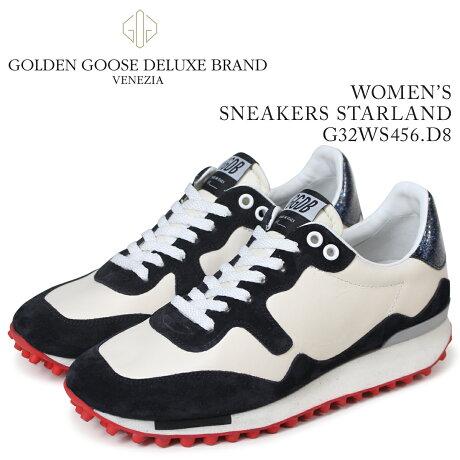 Golden Goose ゴールデングース スニーカー レディース スニーカーズ スターランド SNEAKERS STARLAND グレー G32WS456 D8 [5/19 新入荷]