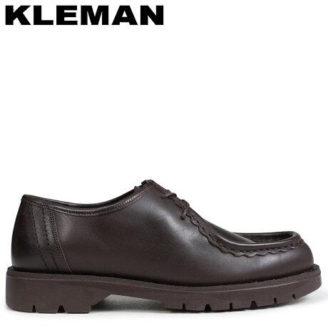 KLEMAN クレマン PADROR 靴 チロリアン シューズ TYROLEAN SHOES ブラウン VA72107 [予約商品 9/10頃入荷予定 新入荷]