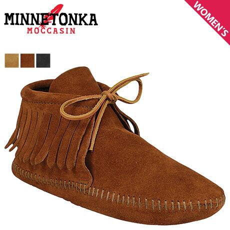 ミネトンカ MINNETONKA クラシック フリンジ ブーツ ソフトソール CLASSIC FRINGE BOOT SOFT SOLE レディース